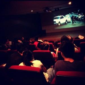 Público cineclub revolución